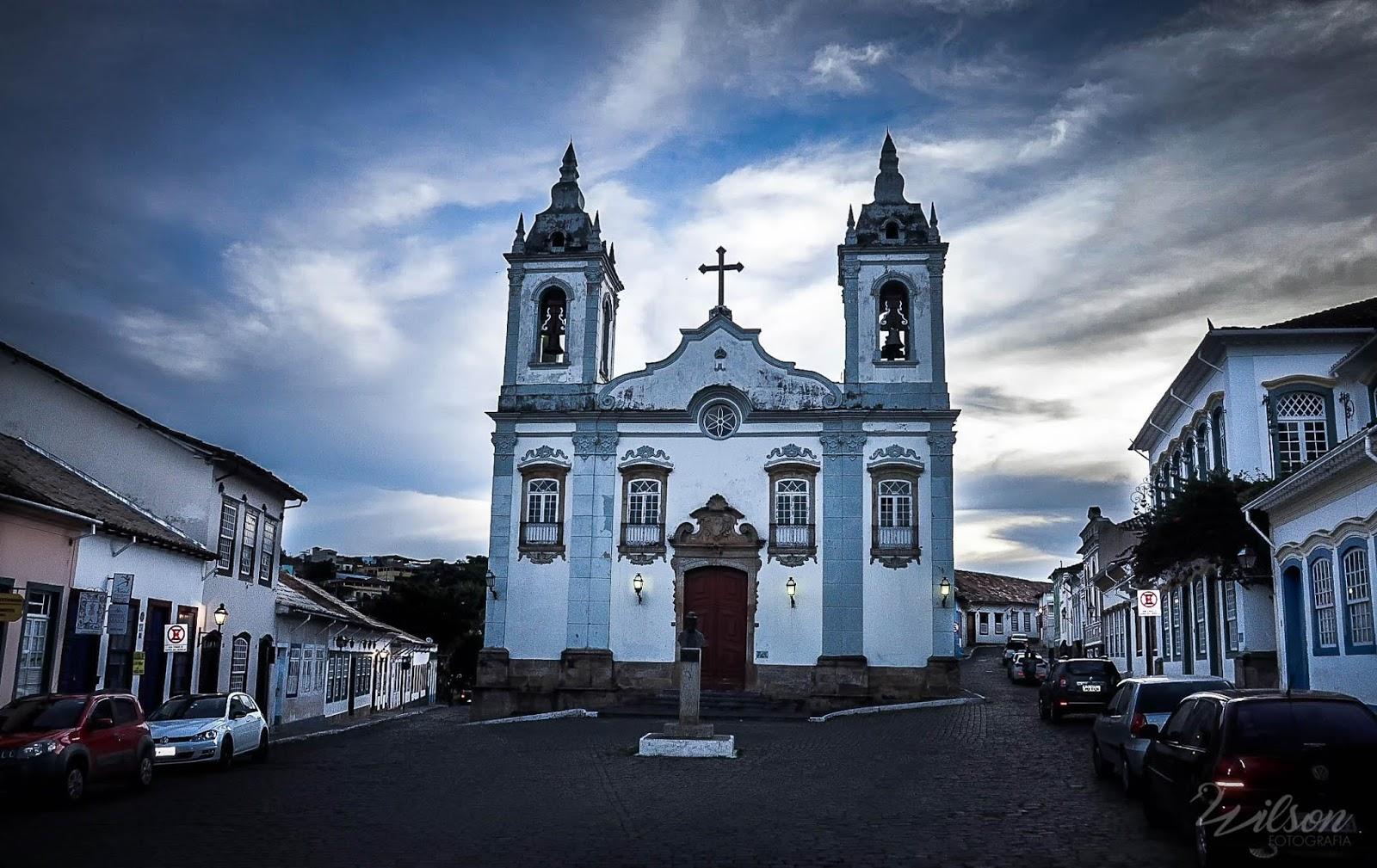 Resultado de imagem para igreja nossa senhora do rosario sao joao del rei